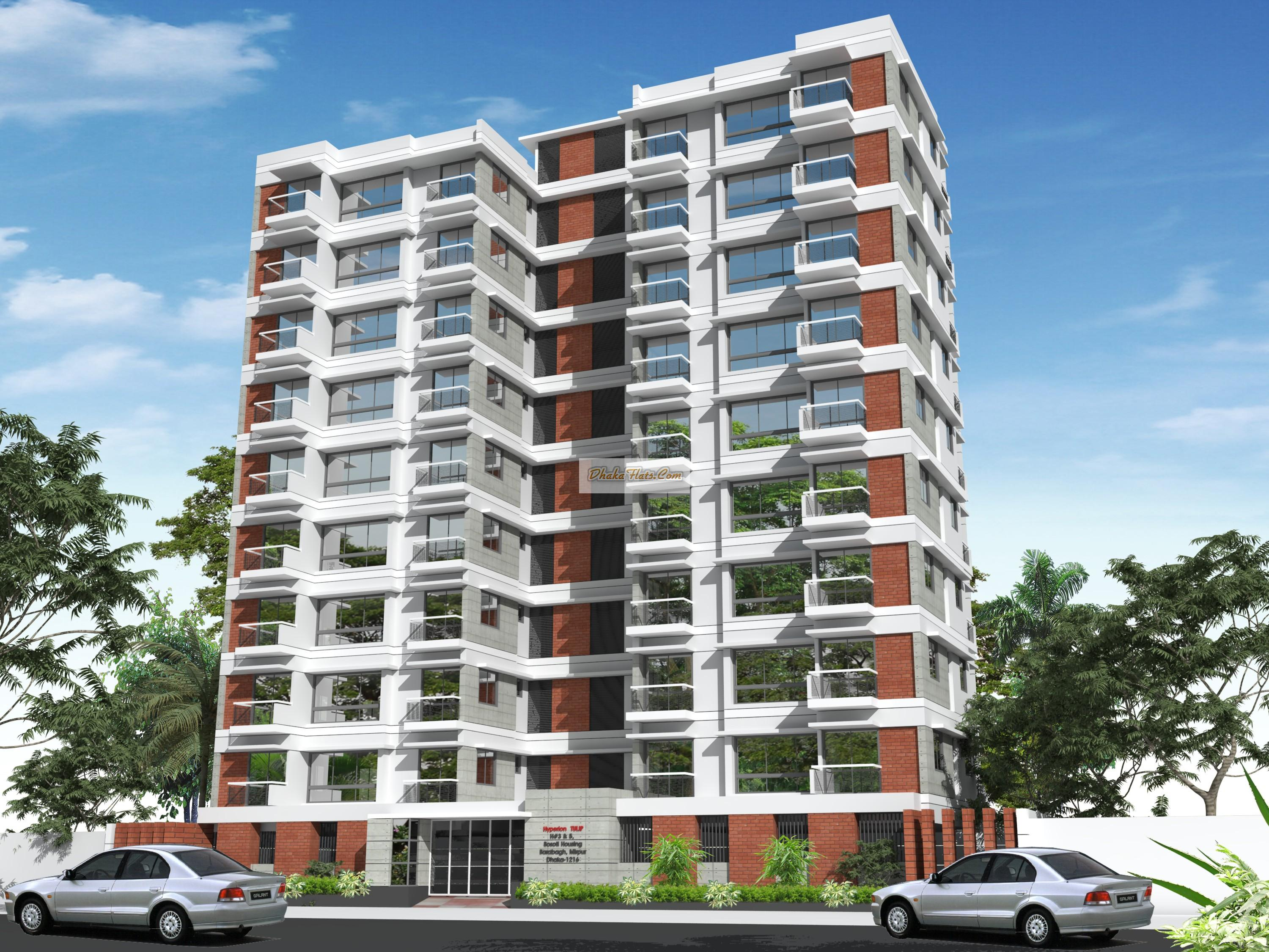 1600 Sqft 3 Beds Ready Apartment Flat For At Mirpur 2